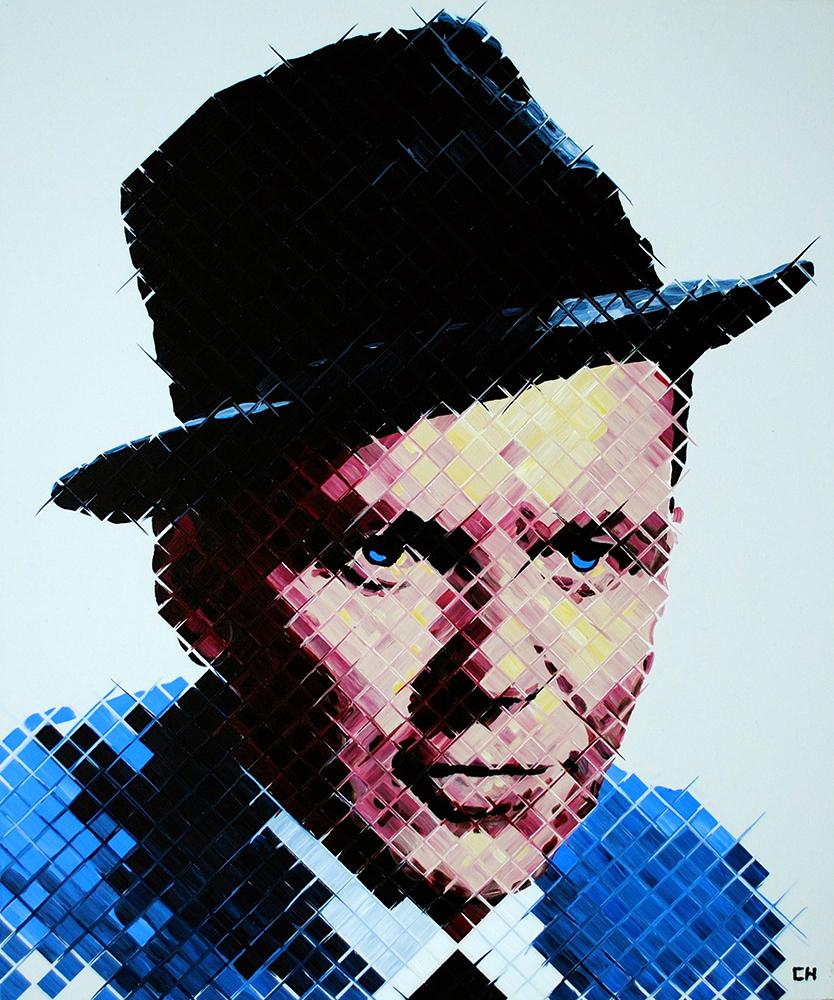 Frank Sinatra Mimai art basel hanavich