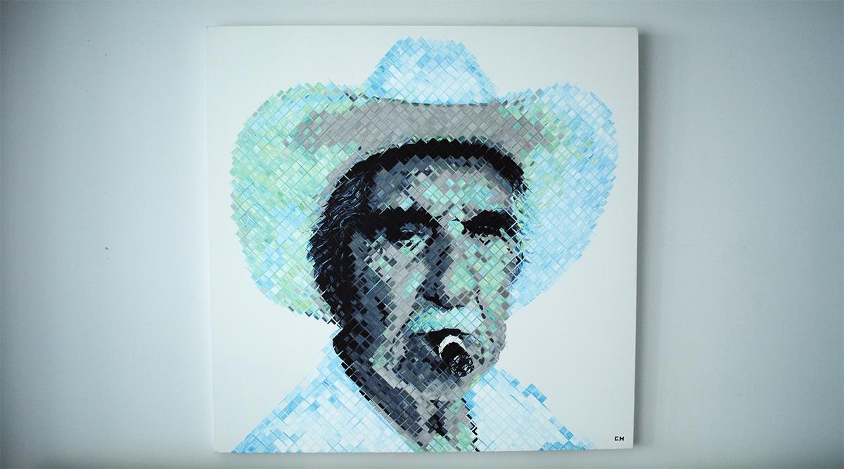 Don Pedro Bello in Little Havana by Charlie Hanavich
